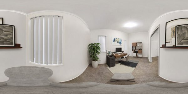 Home Staging Virtual para Tour 360 Matterport